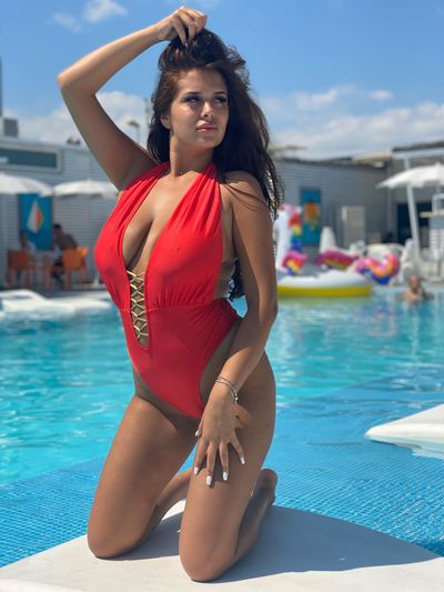 Bernice Simard - Escort Girl from West Palm Beach Florida