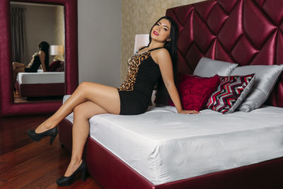Pacific Islander Escort in Pasadena California