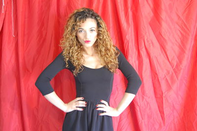 Curly Mistres - Escort Girl from West Covina California